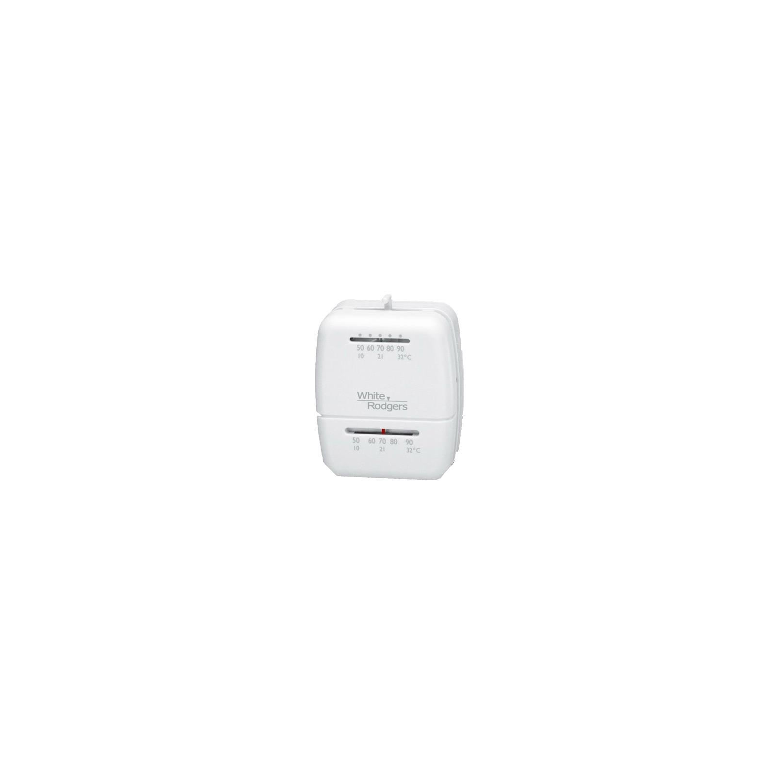 White-Rodgers Division M30 Heat Only Thermostat, Snap-Action, 24-Volts -