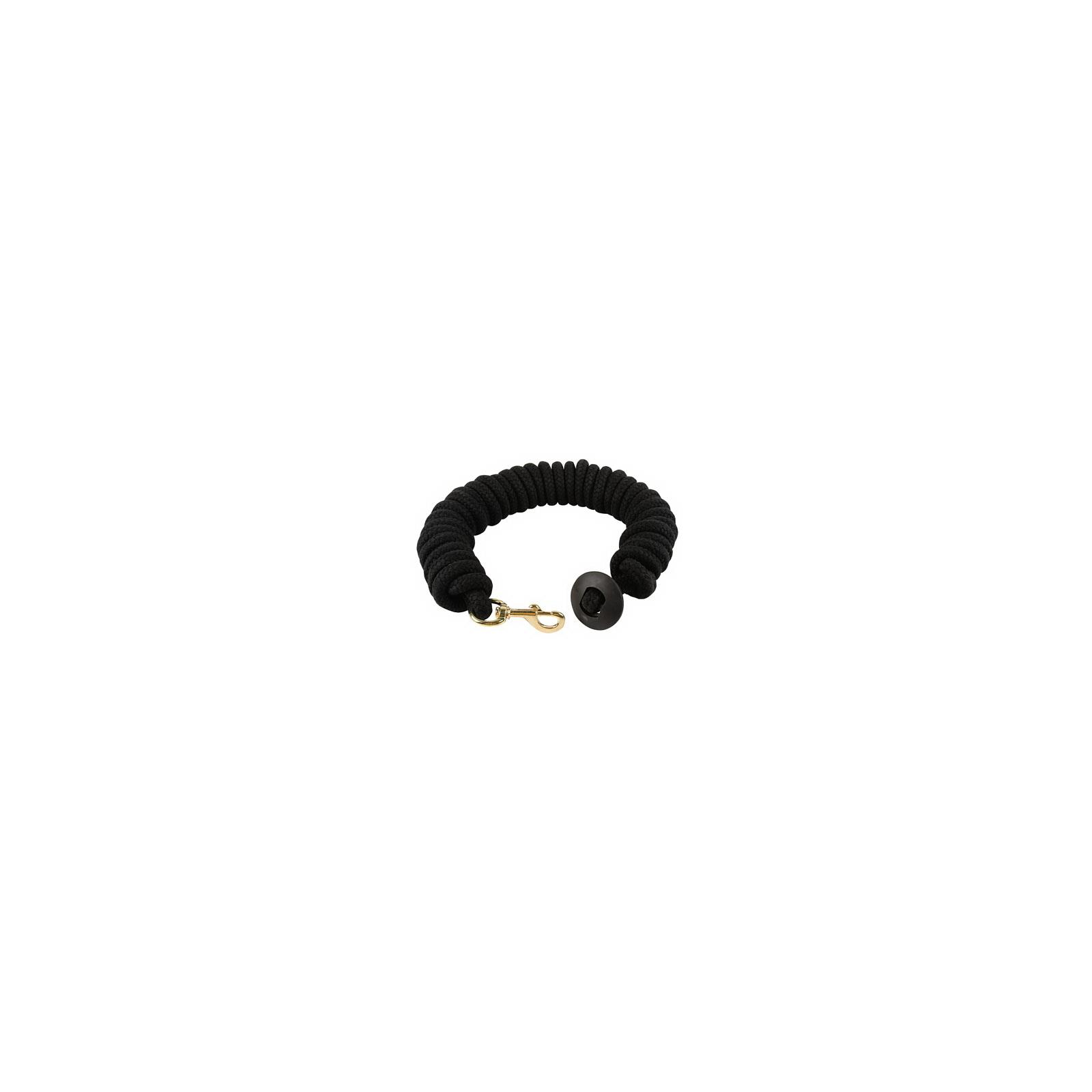 Weaver-Leather-35-1915-BK-Horse-Lunge-Line-Black-Rounded-Cotton-3-4-034-x25-039-Qty1 thumbnail 2
