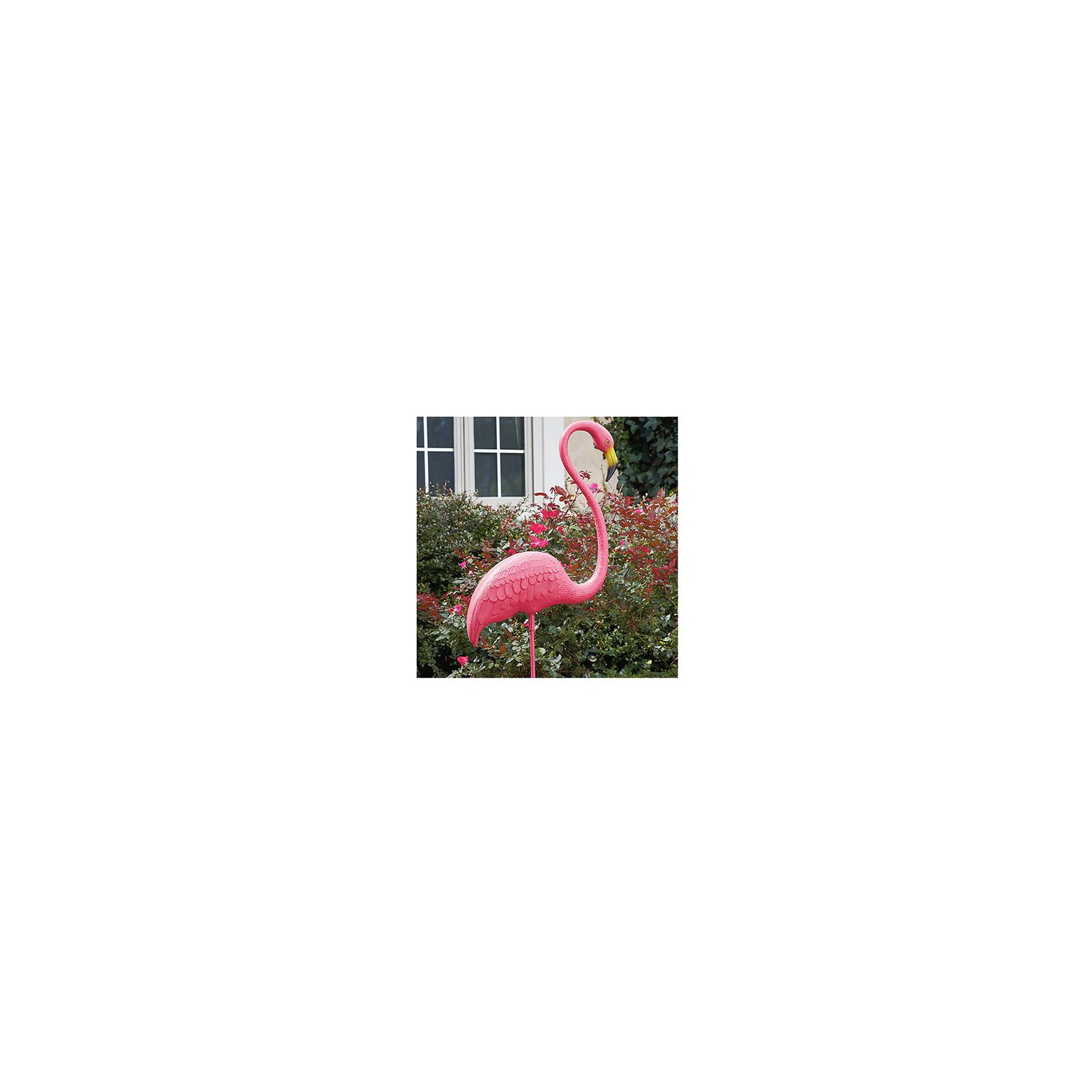 Union-Products-62565-Featherstone-Flamingo-Statue-Standing-52-In thumbnail 2