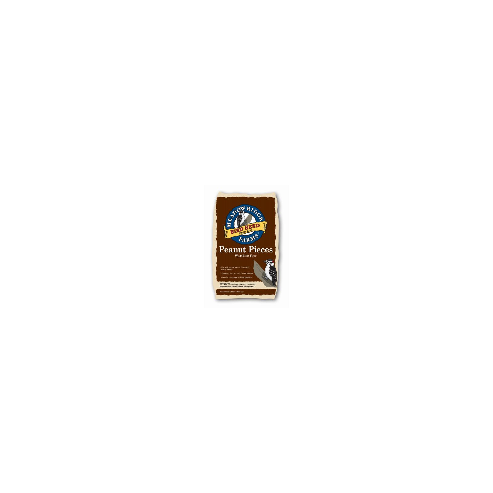 Jrk Seed & Turf Supply B201320 20lb Peanut Bird Food - Qu...