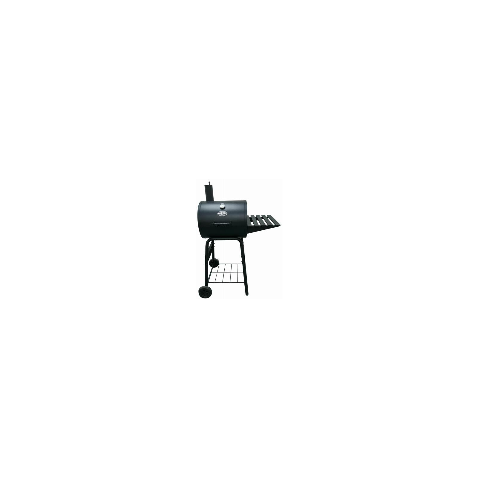 CG2051014-KF Barrel Charcoal Grill, 225-Sq. In. Cooking Surface - Quantity 1
