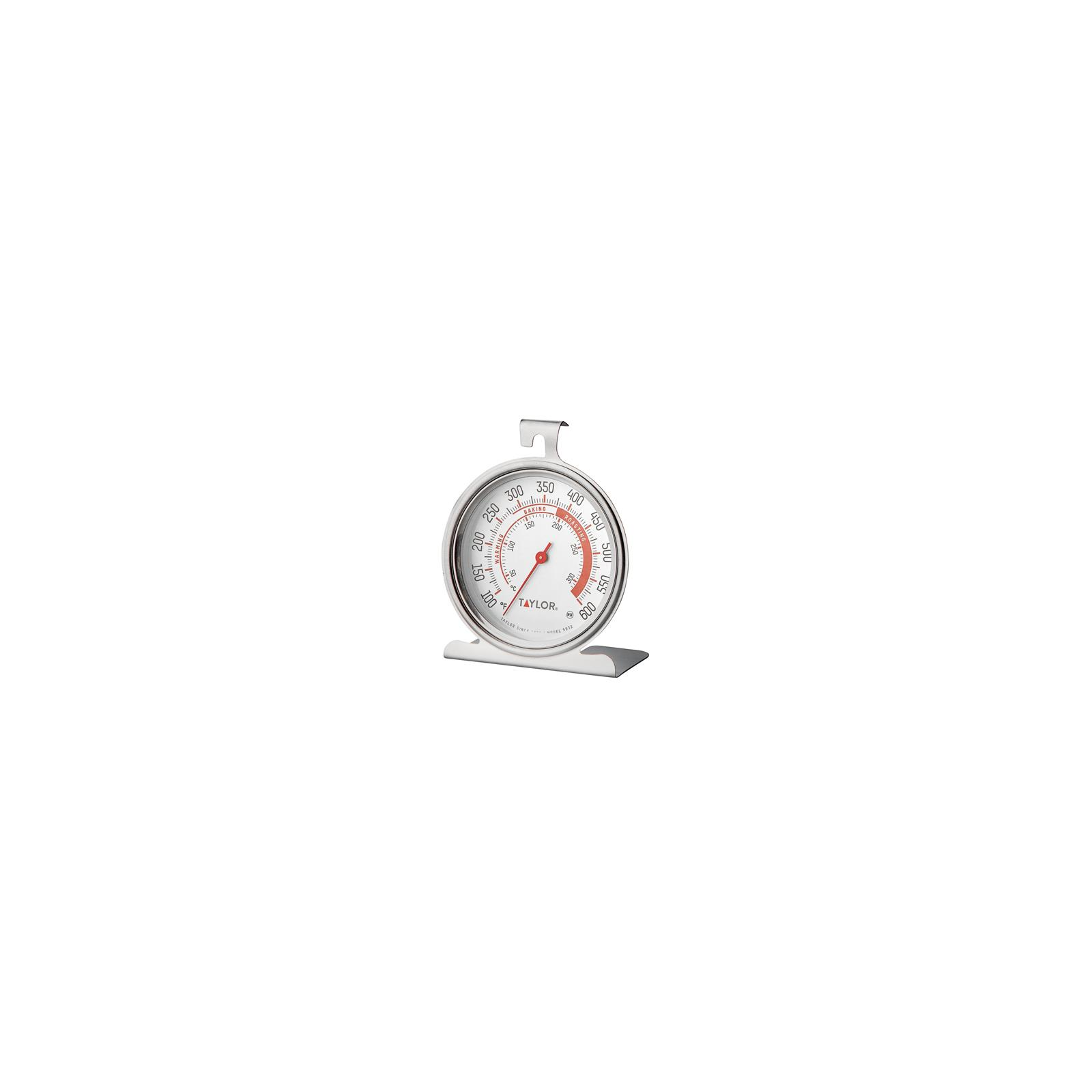 Taylor-Precision-Products-5932-Oven-Thermometer-3-Inch-Round thumbnail 2