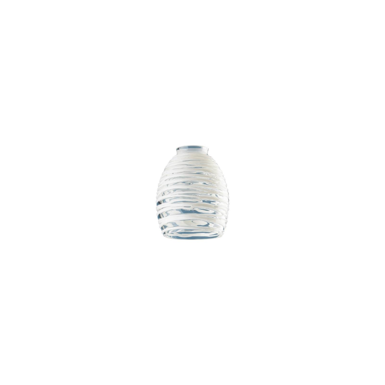 81314-Rope-Design-Glass-Ceiling-Fan-Light-Shades-Quantity-4 thumbnail 2